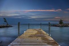 Sunset on lake Ontario Royalty Free Stock Photo