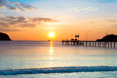 Free Sunset Landscape Royalty Free Stock Photos - 47655308