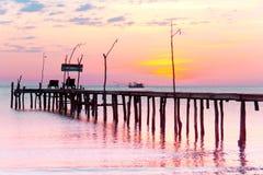 Sunset Landscape Royalty Free Stock Photo