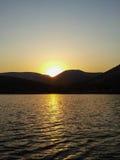 Sunset Loskop Royalty Free Stock Image