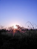 Sunset Loskop Stock Images