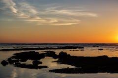 sunset maroka zdjęcia stock