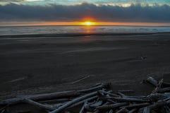 Sunset in Olympic National Park, Washington, USA Stock Image
