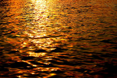 Free Sunset On Calm Water Royalty Free Stock Photos - 11235628