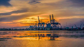 Free Sunset On The Red Sea Stock Photography - 30961762