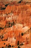 Sunset over Bryce Canyon Stock Image