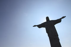 Cristo Redentor Royalty Free Stock Images