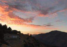 Free Sunset Over Julian Stock Image - 124072271