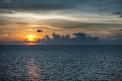 Free Sunset Over Makassar Strait, South Sulawesi, Indonesia Royalty Free Stock Photos - 152978638