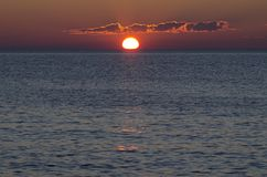 Superior Lake Royalty Free Stock Image
