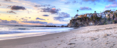 Free Sunset Over The Ocean At One Thousand Steps Beach Royalty Free Stock Image - 83441826