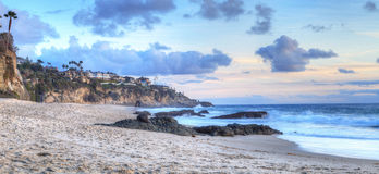 Free Sunset Over The Ocean At One Thousand Steps Beach Royalty Free Stock Photography - 83441907