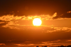 Sunset1 Royalty Free Stock Image