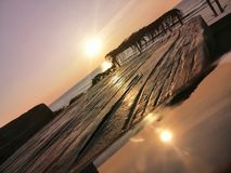 Sunset Overdrive obrazy royalty free