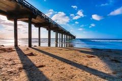 Sunset Pier #8 Stock Photo
