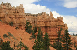 Sunset Point Bryce Canyon Royalty Free Stock Images