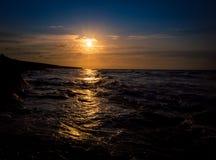 Sunset prince edward island Royalty Free Stock Photography