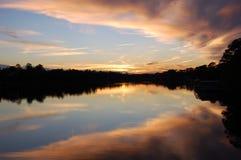 Soft Sunset Stock Photo