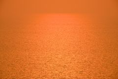 Sunset reflects Royalty Free Stock Photos