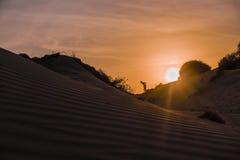 Free Sunset Sampieri, Fornace Penna, Sicily Stock Photo - 131299860