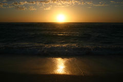 Sunset Scene Stock Photos