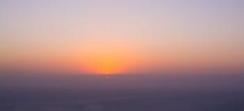 Sunset scenery Royalty Free Stock Image