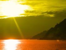 Sunset Seascape Stock Photos