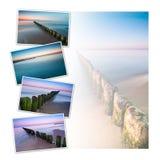 Sunset Seascape Royalty Free Stock Photo