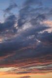 Sunset Sky Stock Image