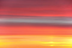 Sunset sky background Royalty Free Stock Photography