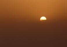 Sunset sky background Royalty Free Stock Photo