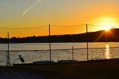 Sunset, Sky, Horizon, Sunrise stock photography