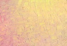 Sunset sky texture. Oil painting background. Canvas royalty free stock images