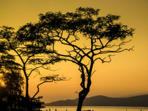 Sunset from Spanish Banks, Vancouver Stock Photos