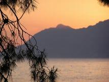 Sunset4 Royalty Free Stock Photography
