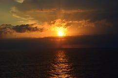 Sunset, sunrise Royalty Free Stock Photos