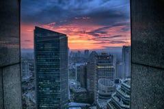 Sunset, sunrise, landscape, nature, sky, sun, seascape, Stock Images