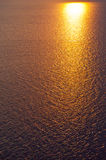 Sunset sunrise water sea ocean Royalty Free Stock Image