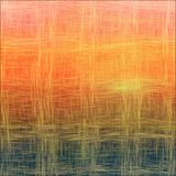 Sunset/Sunrise Weave Textured Background. Interesting textured weave background with sunset or sunrise colorations Royalty Free Stock Images