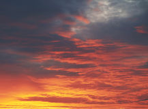 sunset tło obraz royalty free