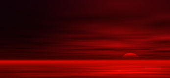sunset tło ilustracja wektor