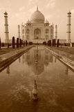 Taj Mahal, India. Royalty Free Stock Photography