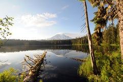 Sunset Takhlakh Lake Royalty Free Stock Photography