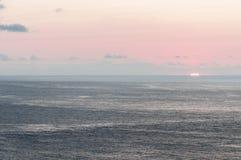 Sunset Tenerife Stock Photography