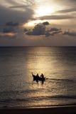 Sunset in Thailand Stock Photos