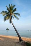 Sunset in Tioman island, Malaysia Stock Image