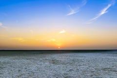 Free Sunset View At Great Rann Of Kutch, Gujarat, India Stock Image - 87795281
