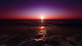Sunset vision Stock Images