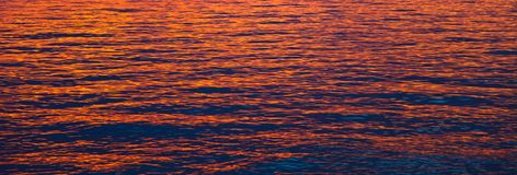 Sunset wallpaper Stock Photography