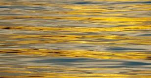Sunset water Royalty Free Stock Photos